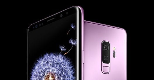 Audio Galaxy S9